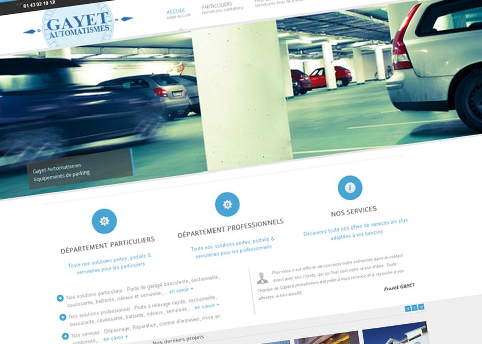Blue Koru Réalisation Web : GAYET AUTOMATISMES